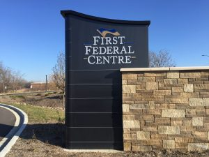 Custom Monument Sign