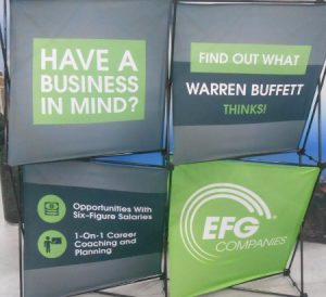 Custom Trade Show Booth Display