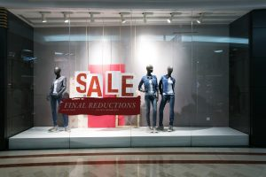Custom Sale Window Graphics